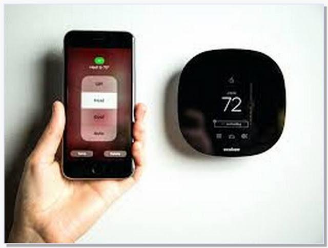 Remote motion sensor for nest thermostat