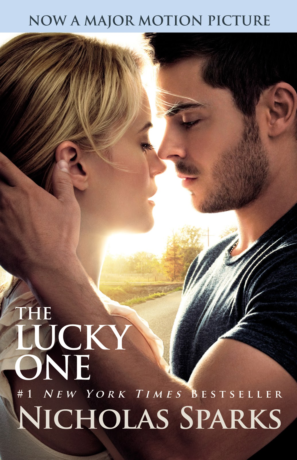 The Lucky One by Nicholas Sparks - An Emotional ...