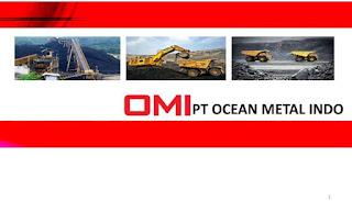 Job Loker 2017 Terbaru Via Email PT Ocean Metal Indo (OMI)