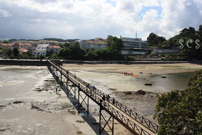 Vistas desde el Castillo a Porto Santa Cruz by Susana Cabeza