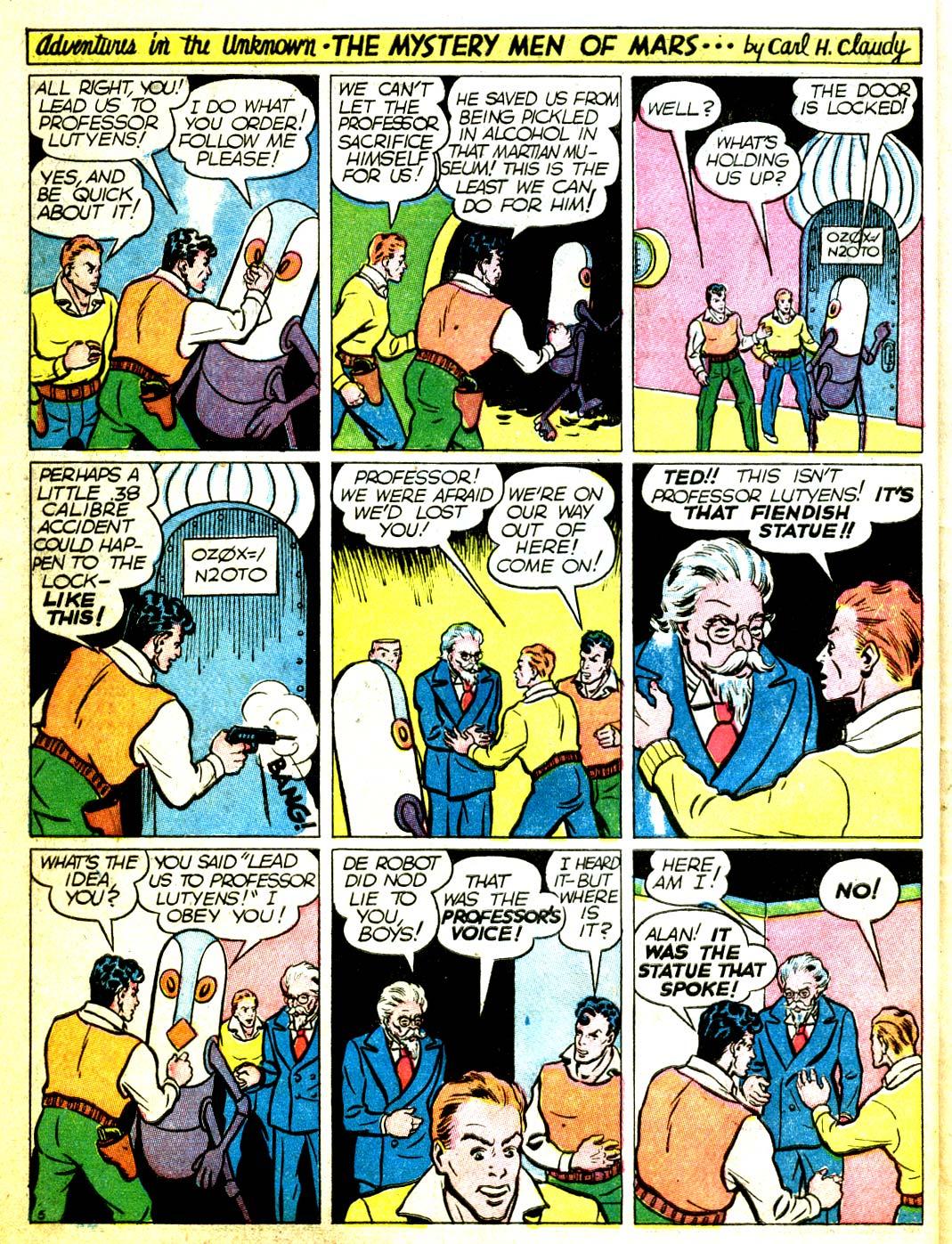 Read online All-American Comics (1939) comic -  Issue #4 - 39