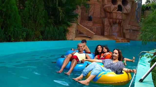 Wonderla-hyderabad-water-slider
