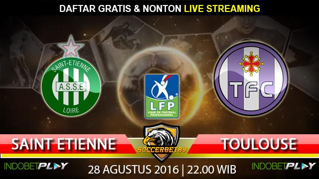Prediksi Saint Etienne vs Toulouse 28 Agustus 2016 (Liga Prancis)