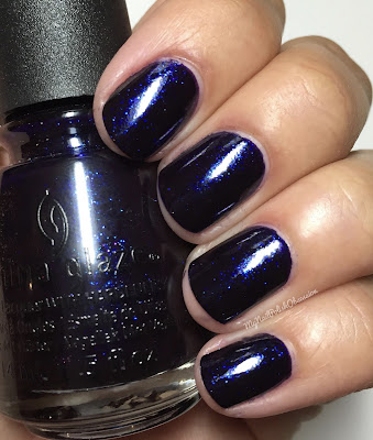 China Glaze; Fall 2016 Rebel Collection - Teen Spirit