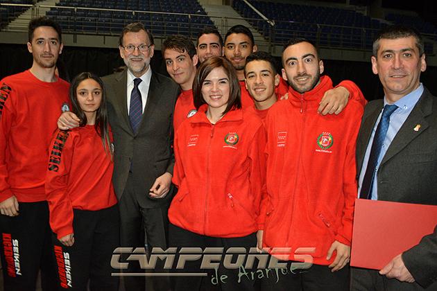 Deporte Aranjuez Mariano Rajoy