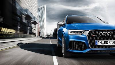 Audi Q3 SUV HD Wallpapers