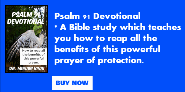 Psalm 91 Devotional book