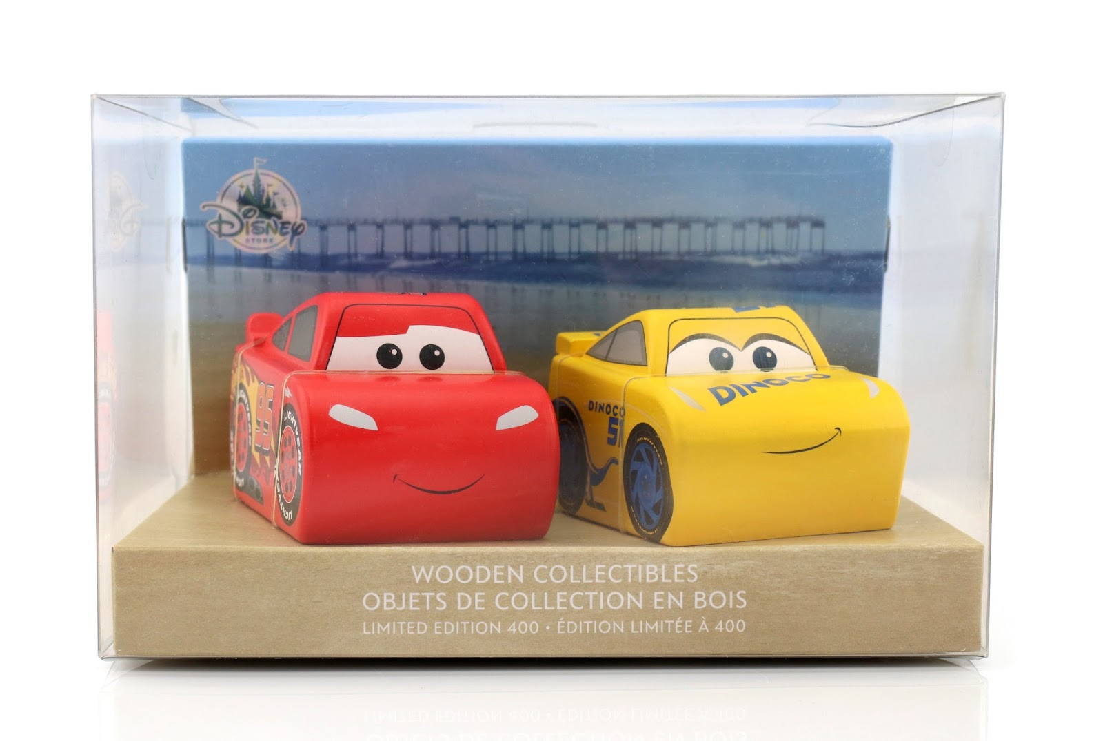 Dan The Pixar Fan Cars 3 Lightning Mcqueen And Cruz Ramirez
