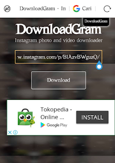 Download instagram video online