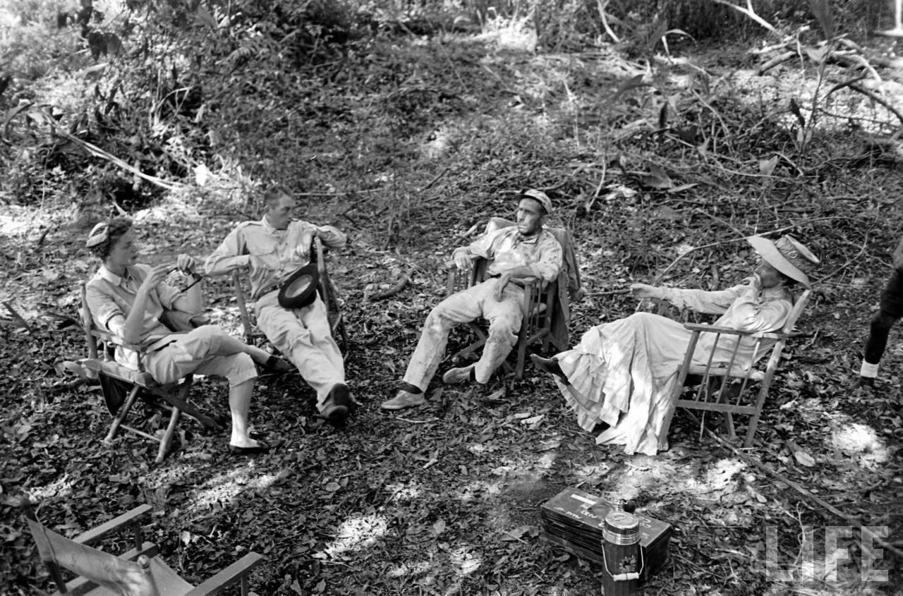 Citizen Grave: A Rainha Africana Lauren Bacall Grave