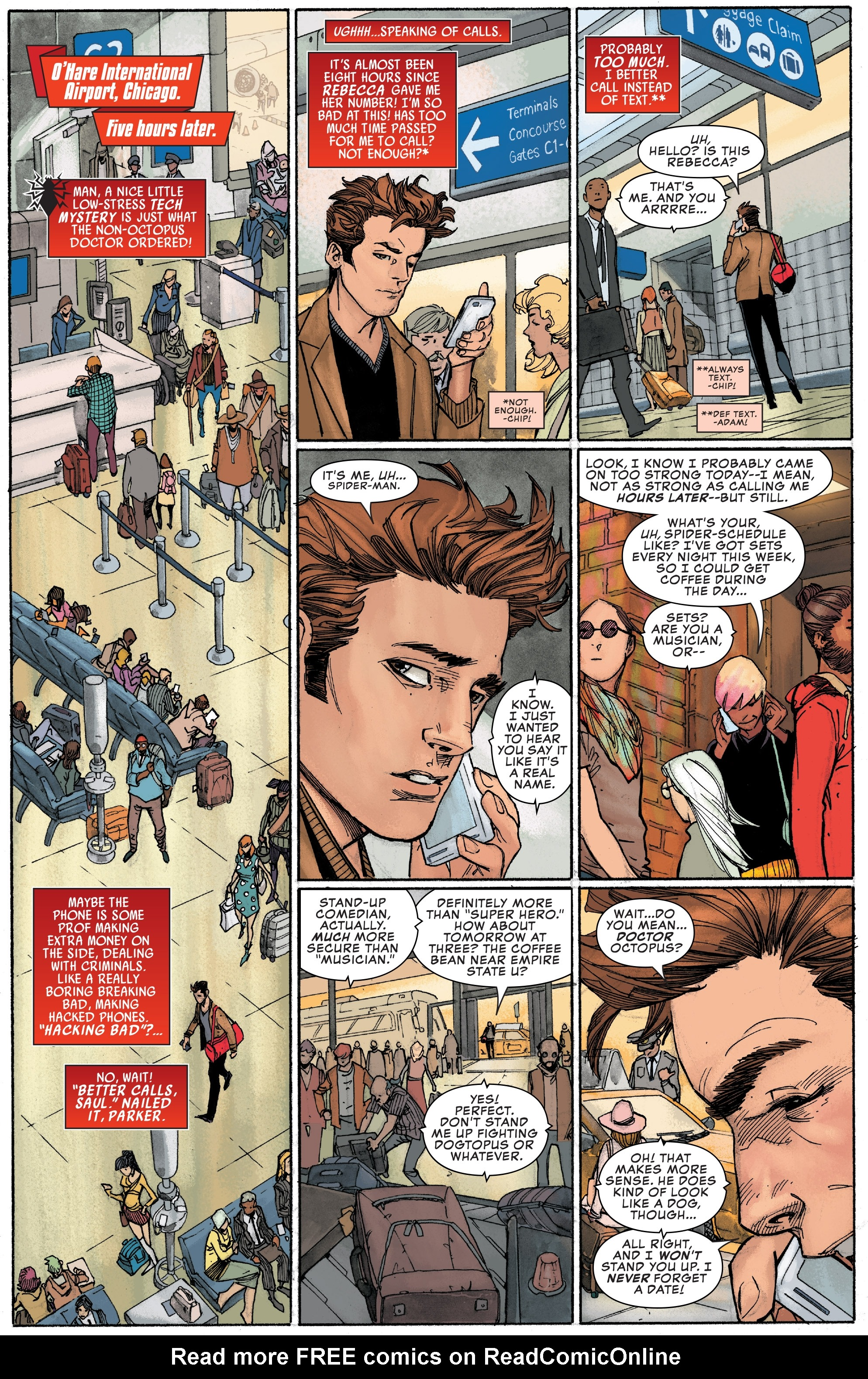 Read online Peter Parker: The Spectacular Spider-Man comic -  Issue #1 - 14