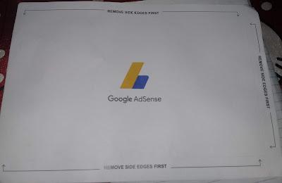 pengalaman mendapatkan PIN google adsense