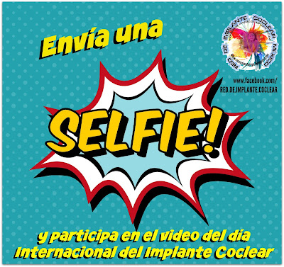 """Selfie"" para video del Día Internacional del IC"