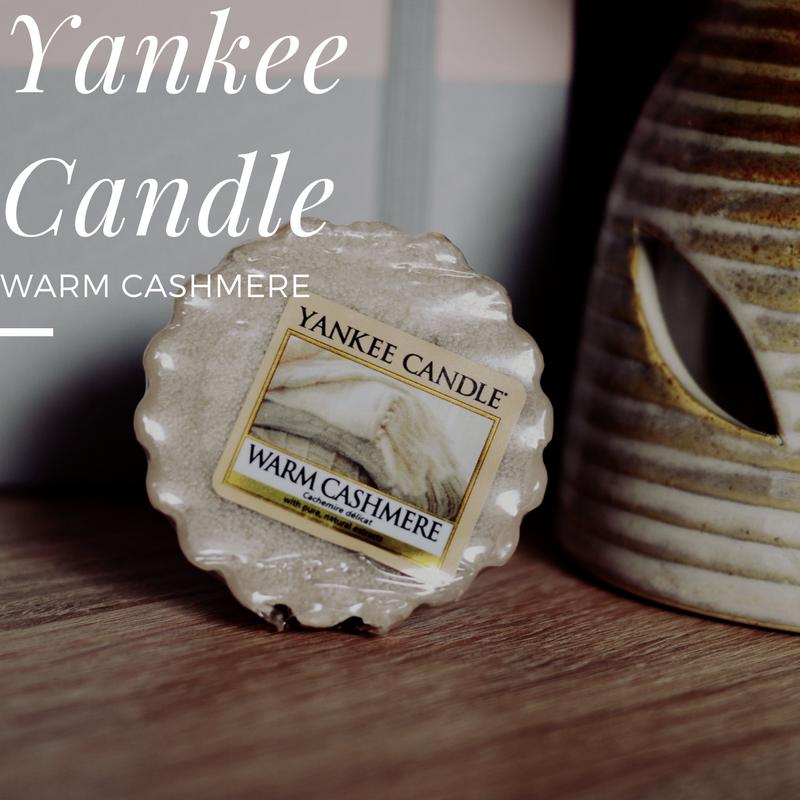 Yankee Candle - Warm Cashmere