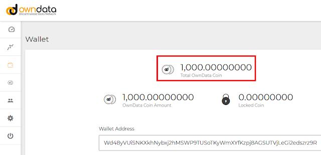 Nhận 1000 OWN coin miễn phí