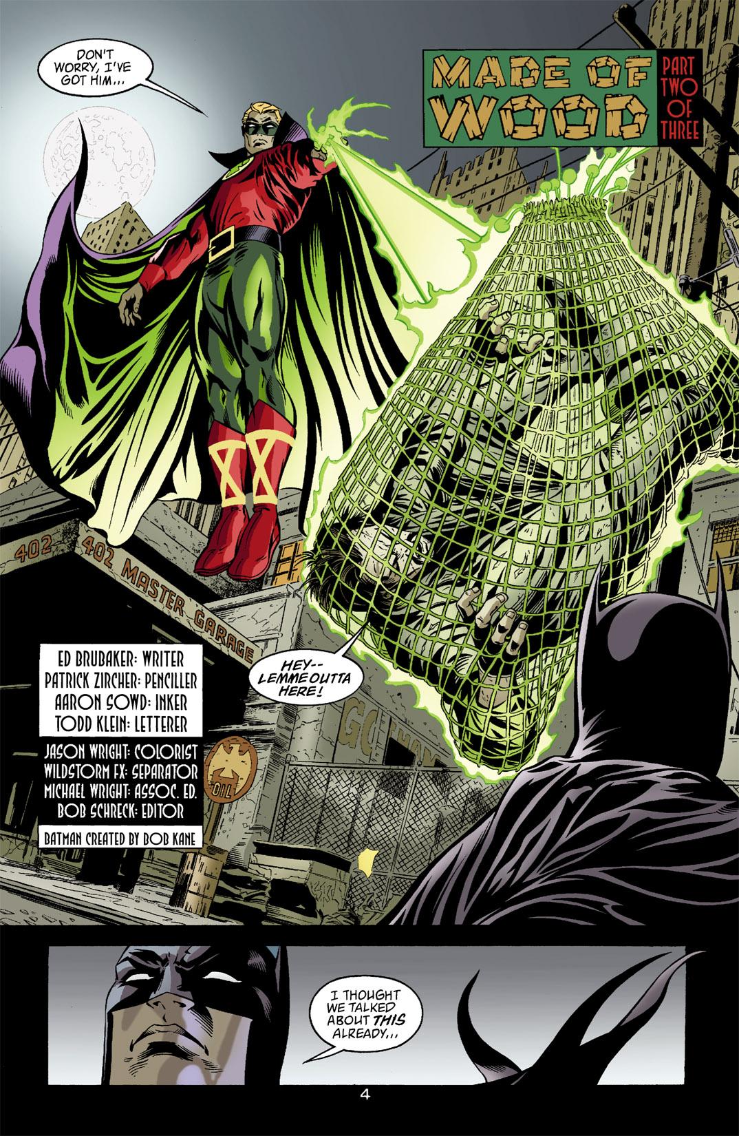 Detective Comics (1937) 785 Page 4