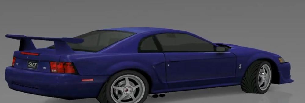 Ford SVT Cobra R 2000