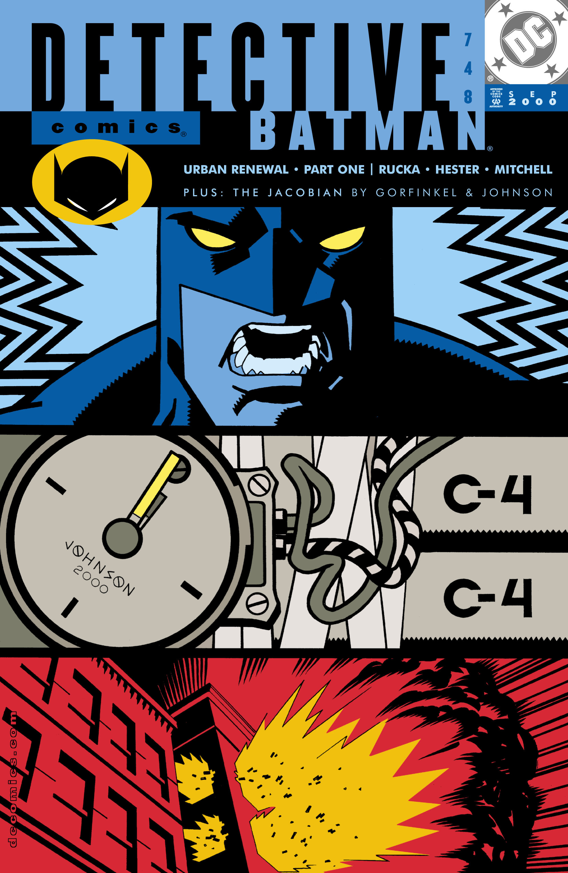 Detective Comics (1937) 748 Page 0