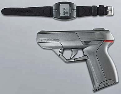 Senjata Armatix Digital Revolver