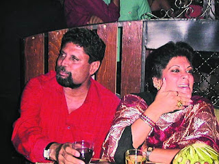 Kapil Dev At Party