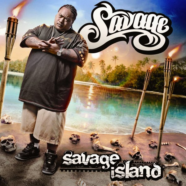 Savage - Swing (Soulja Boy Tell Em' Remix) (from Savage Island) - Single Cover