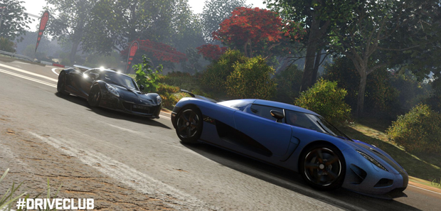 DriveClub Release Date Announced