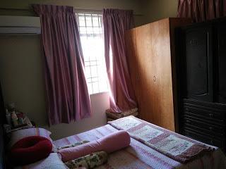 Dekorasi Master Bed Room