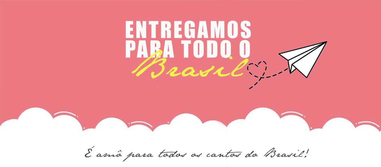 afe19c1754975 Nós entregamos para TODO O BRASIL, mas no momento somente a cidade de Porto  Alegre - RS possui frete grátis nas compras acima de R  150,00.