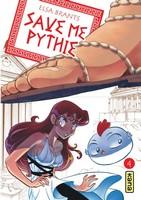 Actu Manga, Critique Manga, Global Manga, Kana, Manga, Save Me Pythie, Shonen,
