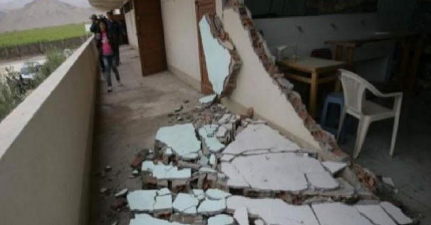 MINEDU transferirá S/ 5.4 millones para rehabilitar colegios de Arequipa dañados por sismo - www.minedu.gob.pe