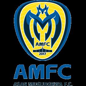 Logo Klub Sepakbola Asan Mugunghwa .PNG