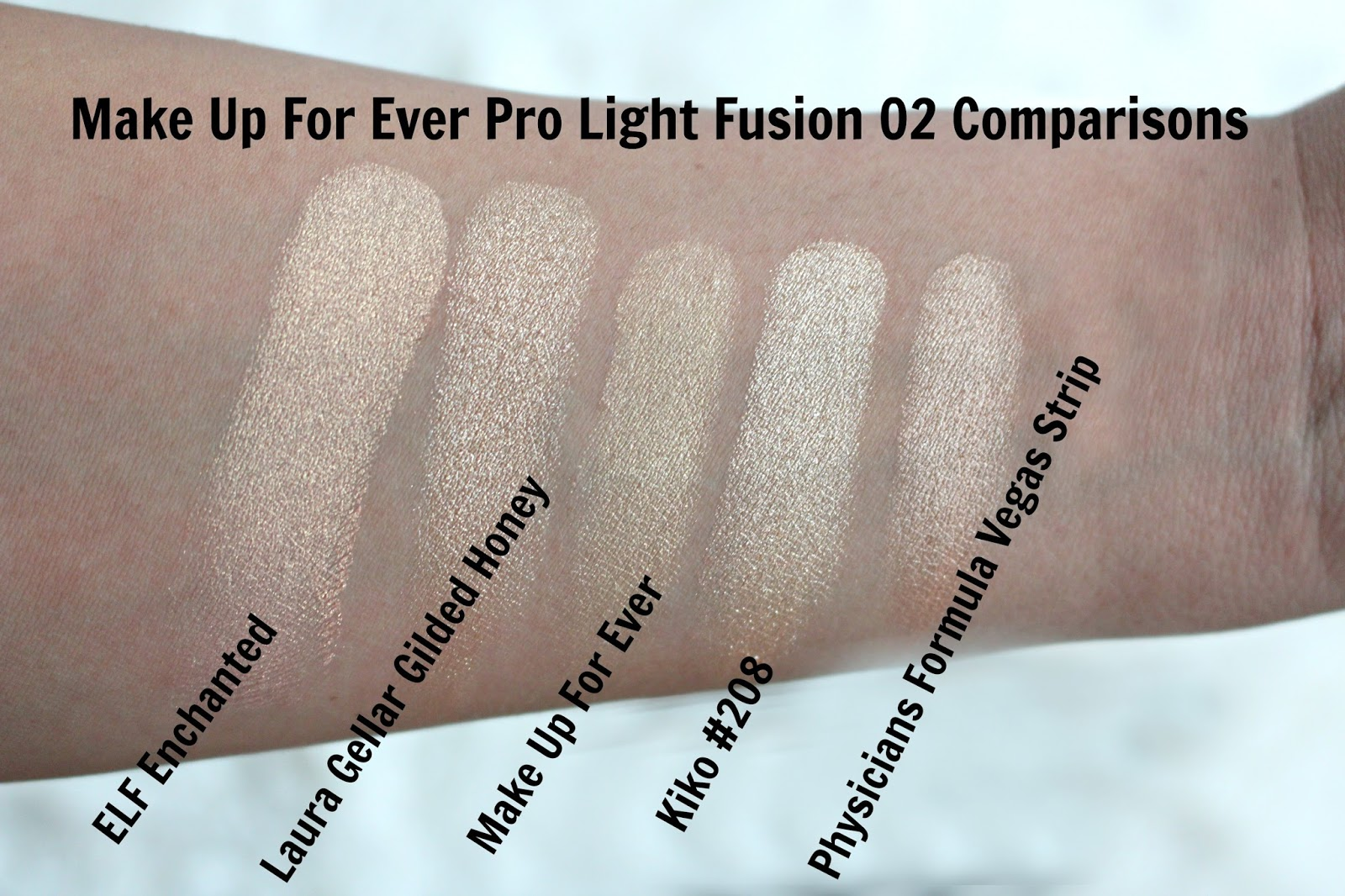 Pro Light Fusion Highlighter by Make Up For Ever #7
