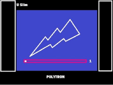 Polytron Ultra Slim Level Volume Audio Terlalu Besar