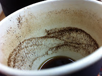 Hills and a Lake made of Coffee - Omer Toledano