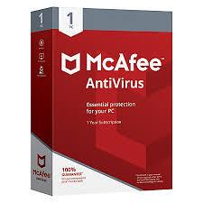 تحميل برنامج مكافى 2018 عربى  McAfee AntiVirus