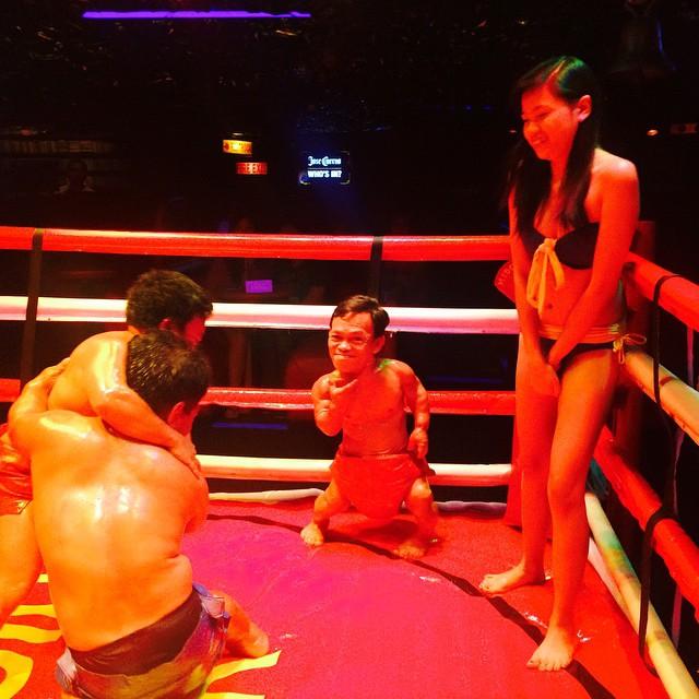 Asian Oil Wrestling 40