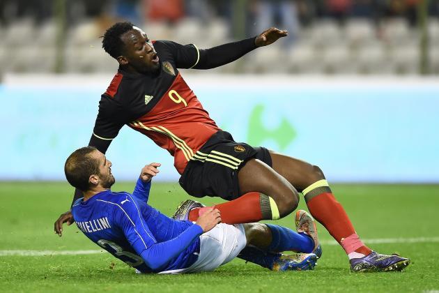 Piala Eropa 2016 Belgia Melawan Italia