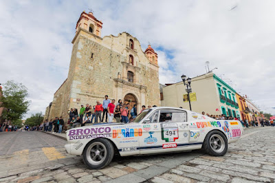 Arranca desde Oaxaca la Carrera Panamericana 2018 - Vive Oaxaca - Pagina  oficial Vive Oaxaca - Pagina oficial