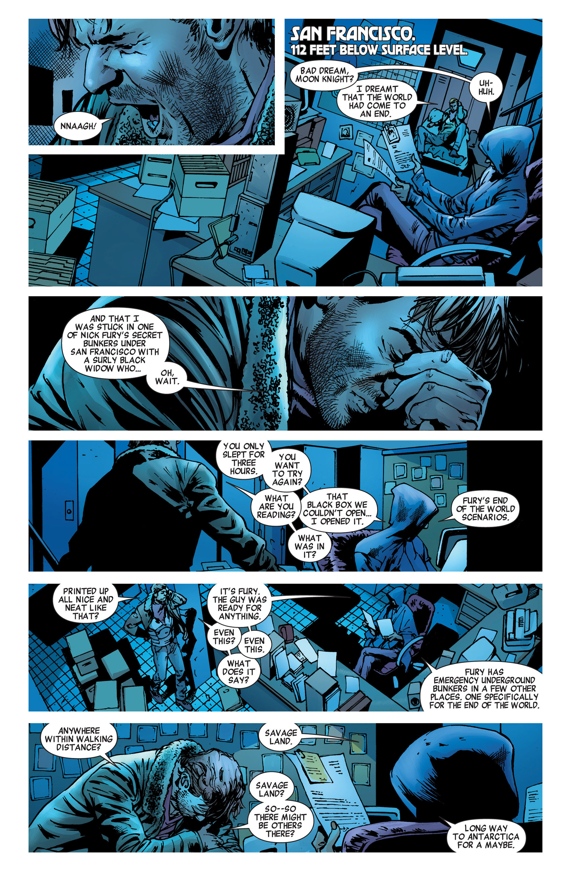 Read online Age of Ultron comic -  Issue #4 - 12