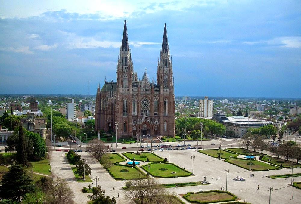 La Plata, Cidade da Argentina
