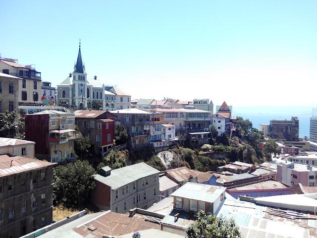 Valparaíso, Paseo Dimalow
