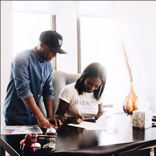 Jay Z's Roc Nation officially Signs Tiwa Savage