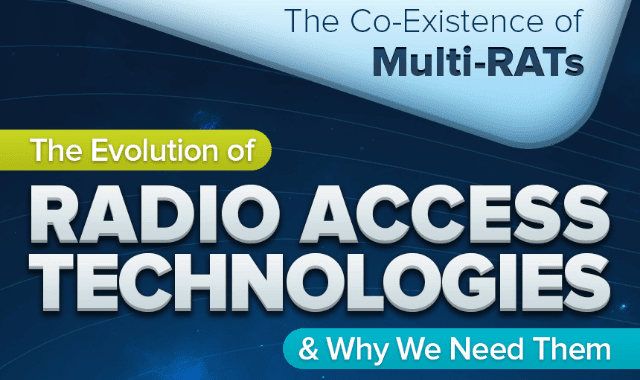 The Evolution Of Radio Access Technologies And Why We Need Them