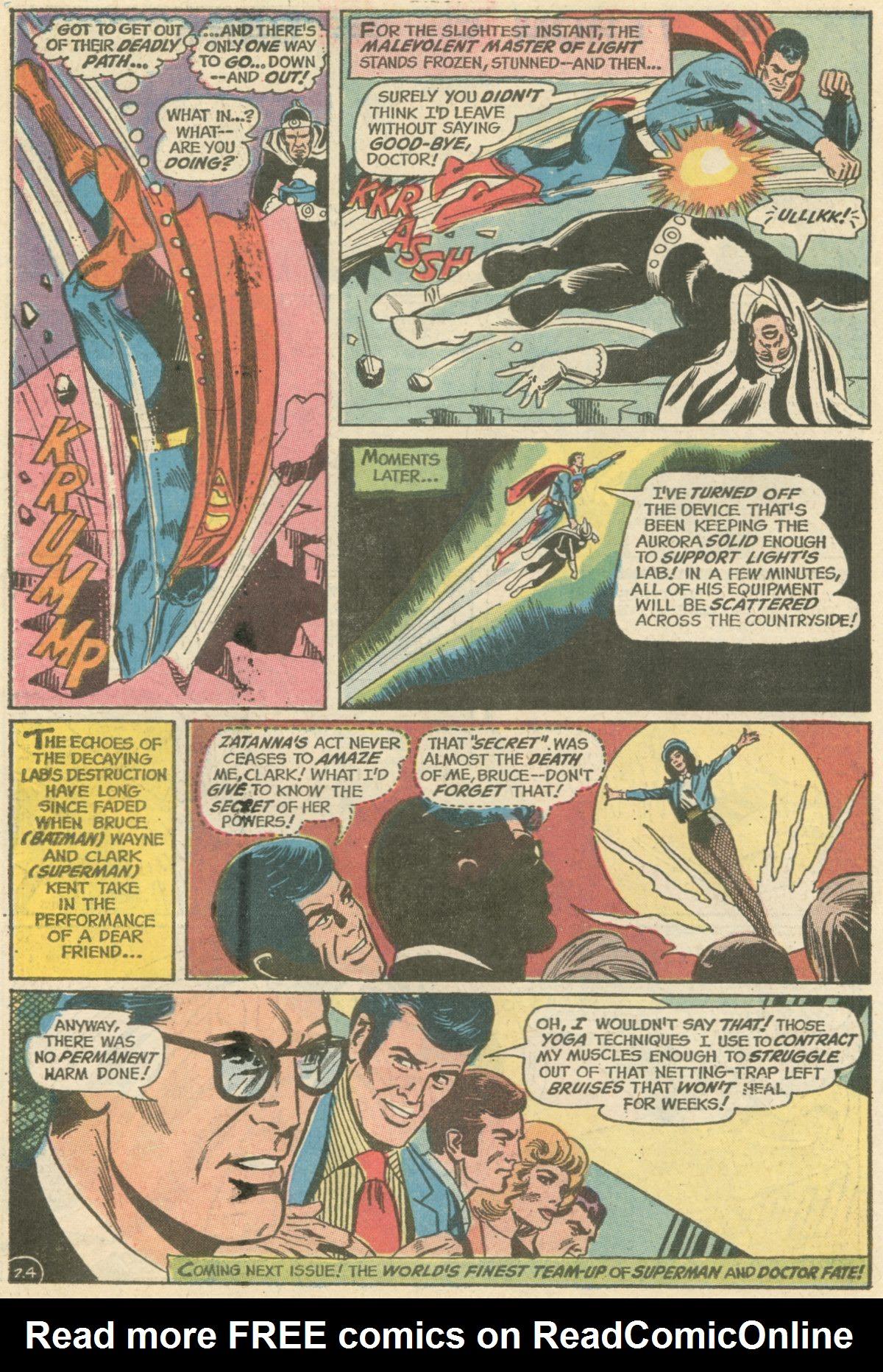 Read online World's Finest Comics comic -  Issue #207 - 32