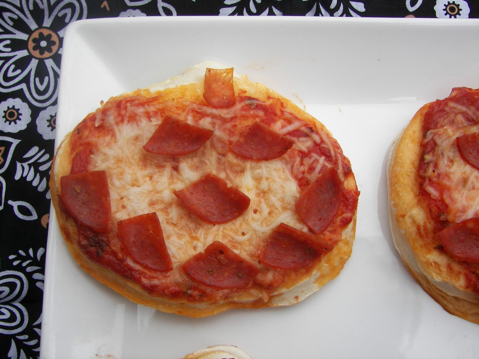 Red Couch Recipes Pumpkin Pizzas