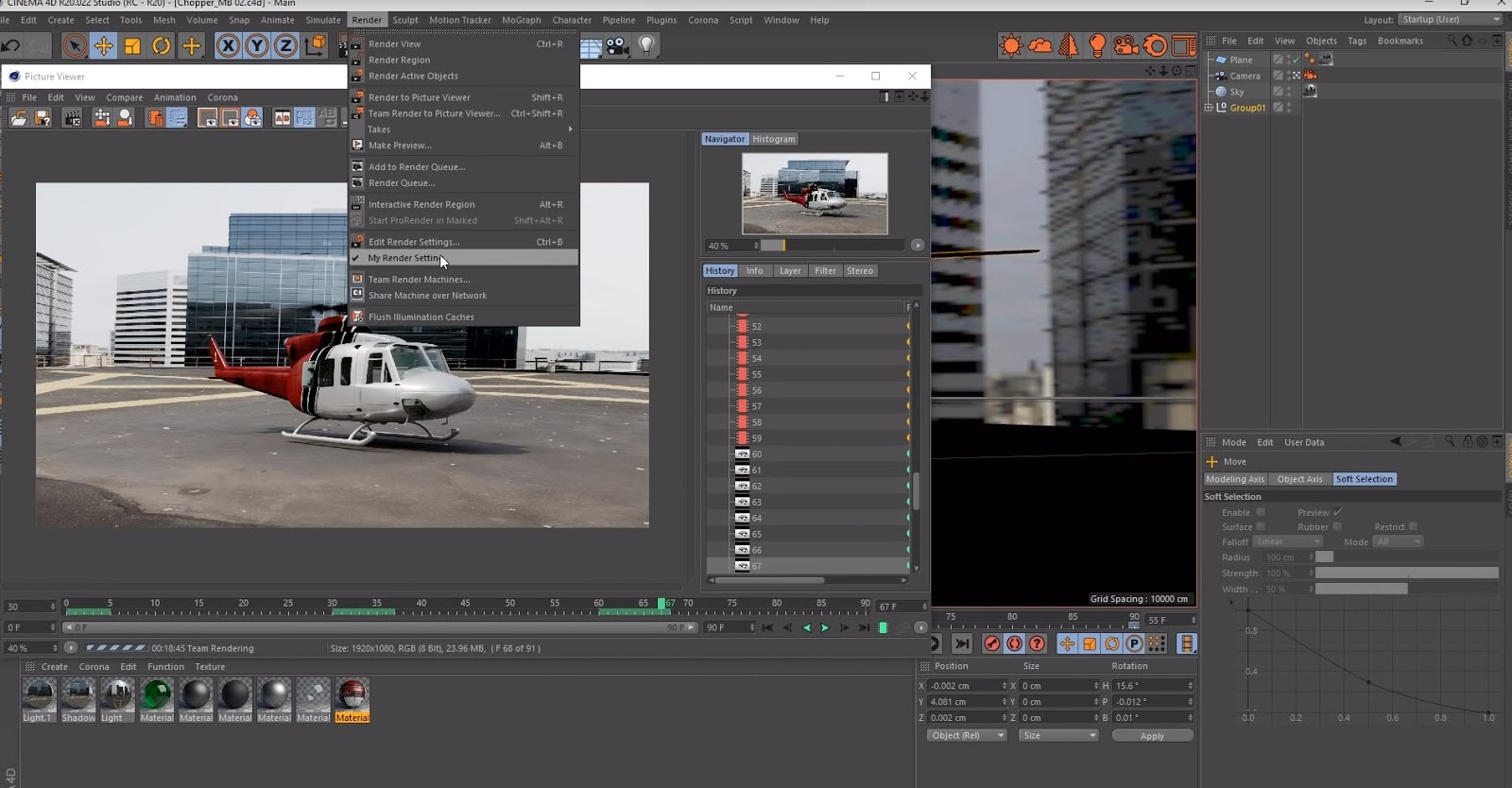 Chaos Group announces Acquisition of V-Ray for Cinema 4D, Plans for