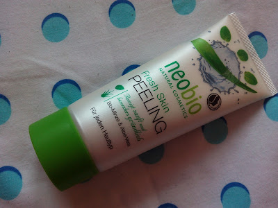 Peeling-crema-facial-Fresh-Neobio