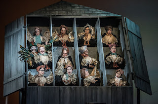 The Cunning Little Vixen – British Youth Opera at the Peacock Theatre. Photo: Clive Barda/ArenaPAL