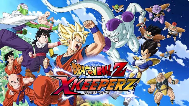 New trailer released for Dragon Ball Z: X Keeperz