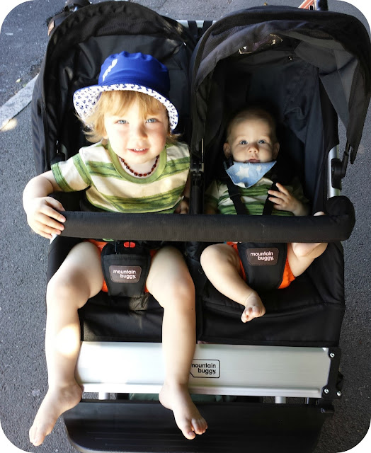 brothers in matching, matching outfits, toddler fashion